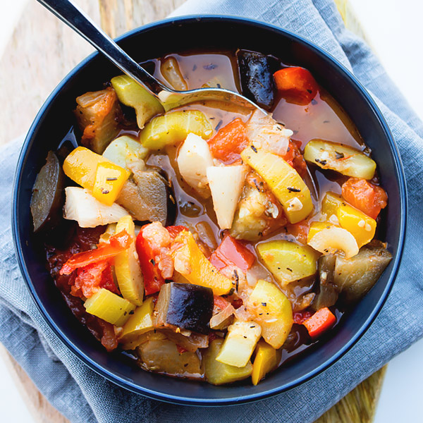 Ratatouille Stew